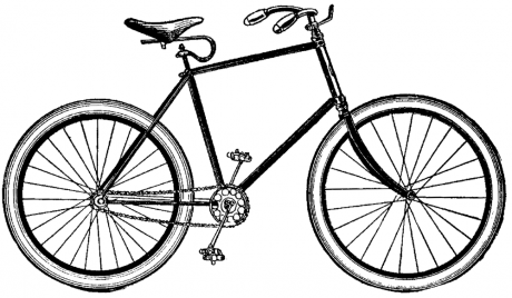 Vintage Bicycle 1